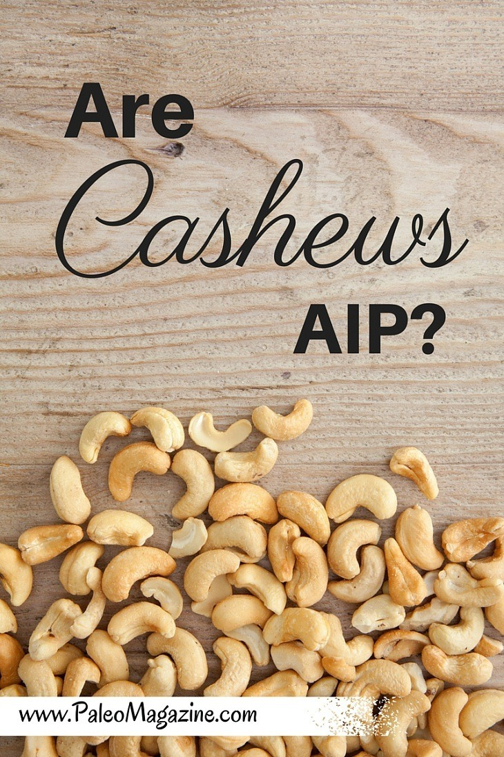 Are Cashews AIP