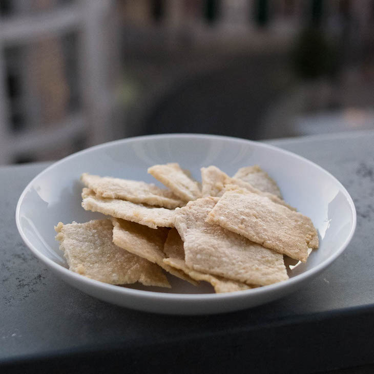 AIP Baked Pita Chips Recipe #aip https://healingautoimmune.com/aip-baked-pita-chips-recipe