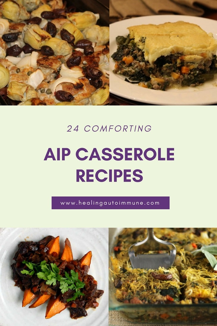 26 Comforting AIP Casserole Recipes https://healingautoimmune.com/aip-casserole-recipes