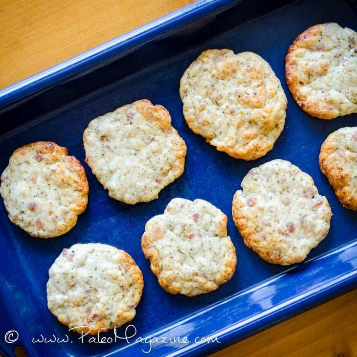 Paleo Chicken and Bacon Sausages