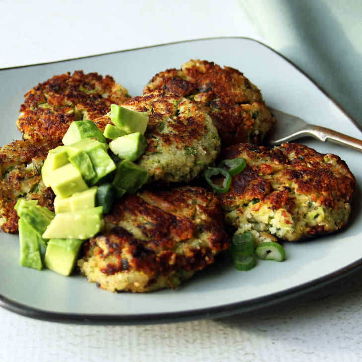 AIP Zucchini Fritters