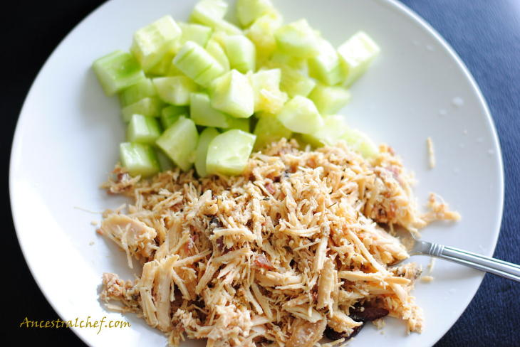 Slow Cooker Bacon & Chicken